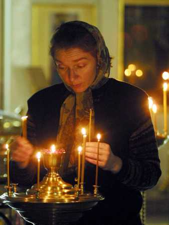 Praying for Peace in Moscow