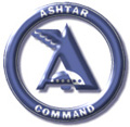 Command Ashtar Logotype