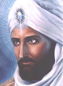 Beloved Ascended Master El Morya, Keeper of the Blue Flame