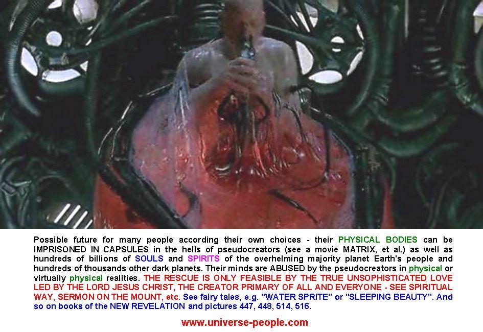 Луис Прада - ГОЛОГРАФИЧЕСКАЯ ТЮРЬМА И «ДОГОВОР С ДЬЯВОЛОМ» Imprisonment_in_capsules8