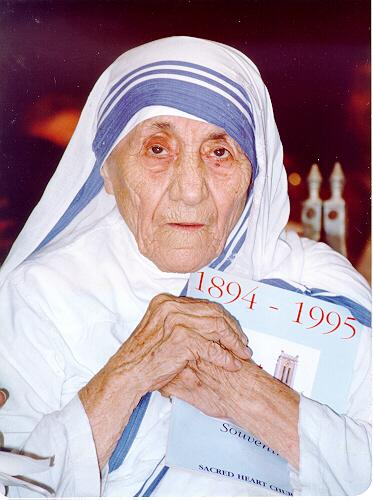 Madre Teresa de Calcuta, India